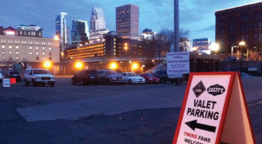 Parking Service Minneapolis MN